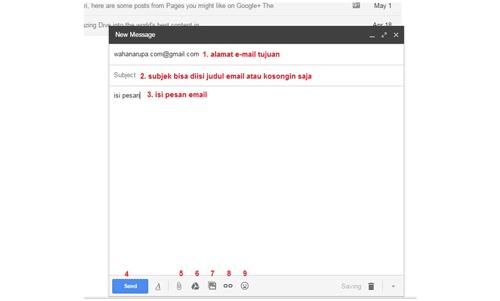 cara masuk email gmail