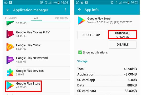 Cara install Google Play Offline