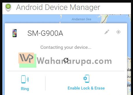Cara Melacak Handphone Android yang Hilang dengan Mudah