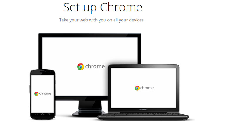 cara membuka tab halaman google chrome
