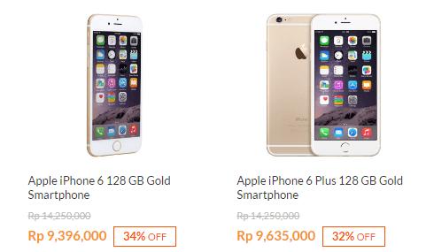 Tips Membeli iPhone dengan Harga Murah, Diskon Besar