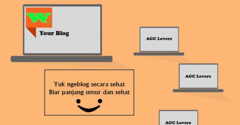 Mengatasi Blog Diserang AGC