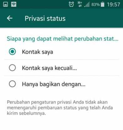 status whatsapp