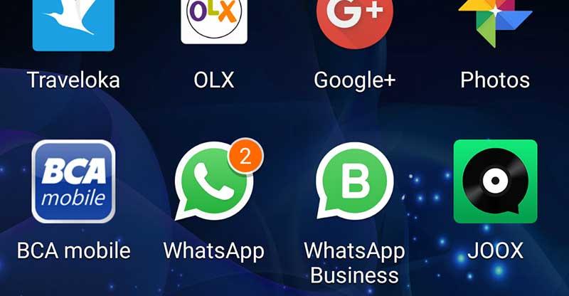 cara 2 akun whatsapp 1 hp