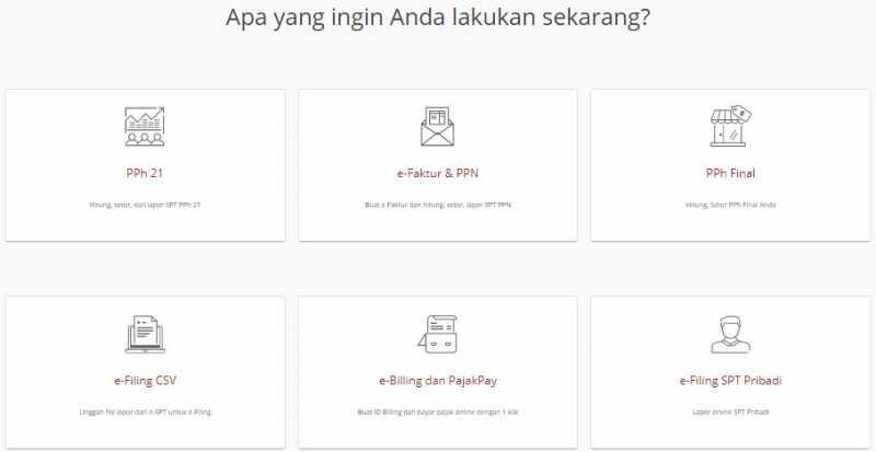 Akses OnlinePajak