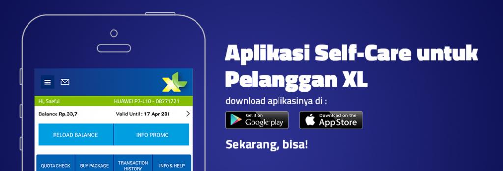 Aplikasi MyXL