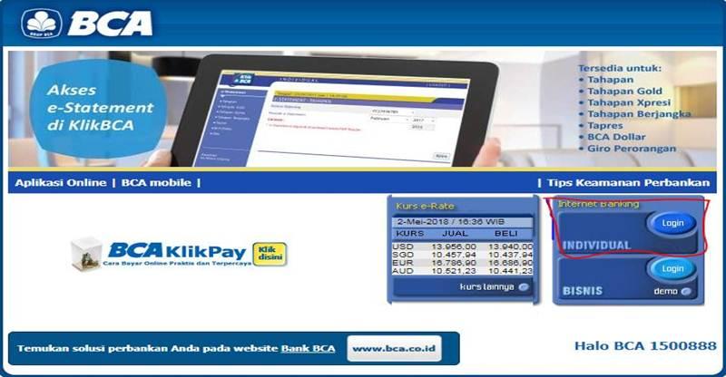 Cara Transfer Uang Melalui Internet Banking Bca Sangat Mudah Wahanarupa Com
