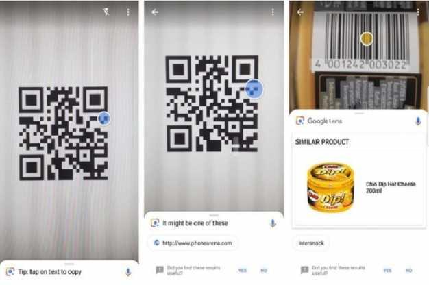 QR Code dan Bercode