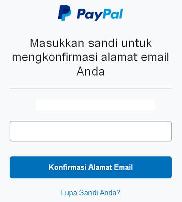 Daftar Akun Paypal