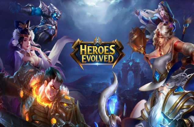 Heroes Envolved