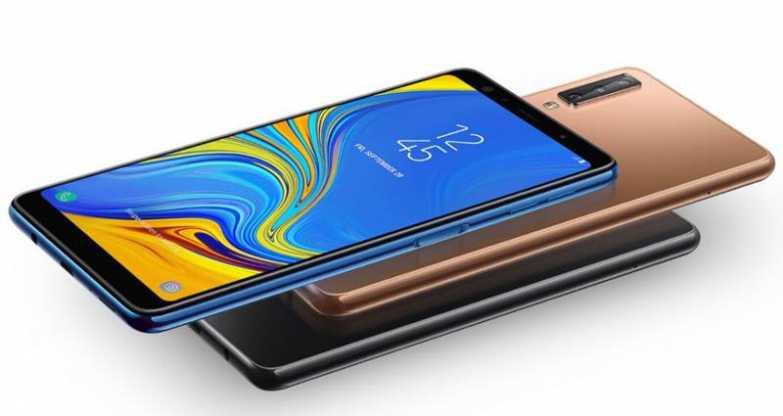harga Samsung Galaxy A7 (2018)