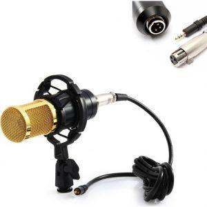 Microphone Condenser Taffware Bm-800