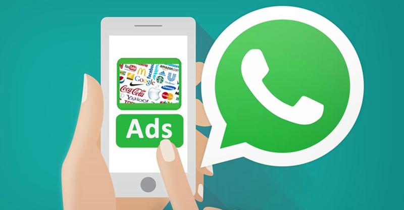 Siap-Siap 2019 Aplikasi WhatsApp Beriklan