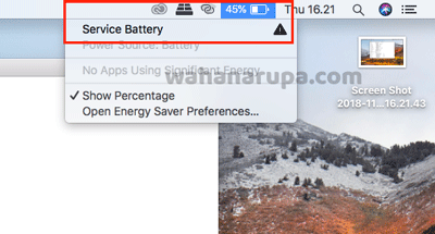 macbook battery service
