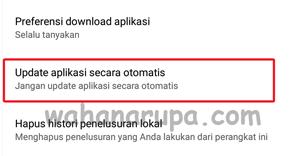 Berhasil Mengatasi Download Tertunda di Play Store