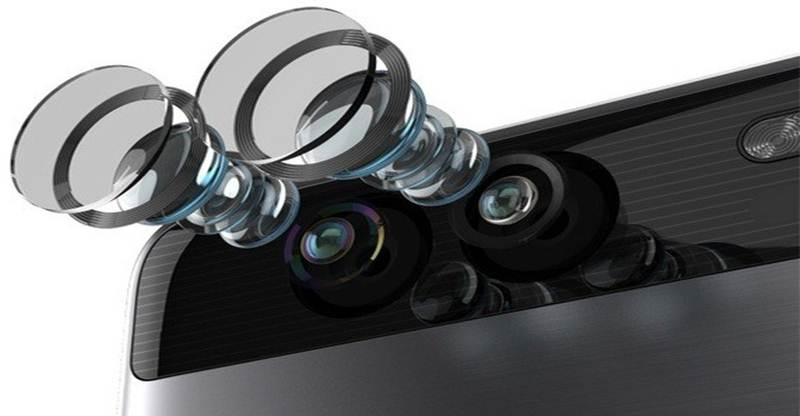 Dual Kamera Belakang