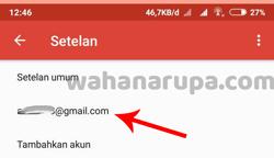Mengganti Password Email Gmail lewat HP Ternyata Mudah Banget