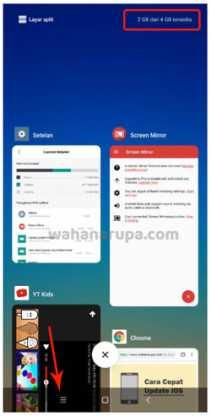 Mengatasi RAM Android Penuh Jadi Lemot Drop Saat Main Game