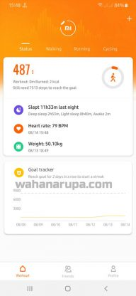 Xiaomi Mi Band 4 Bagus Gak? Berikut Review Lengkapnya