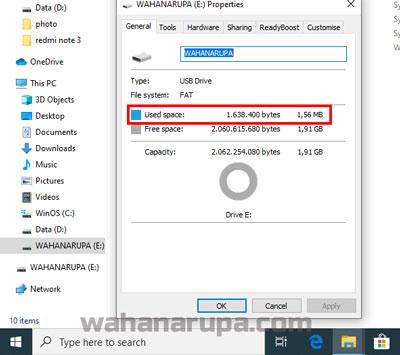 Cara Mengembalikan File di Flashdisk Hilang