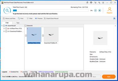 Mengembalikan File di Flashdisk Hilang