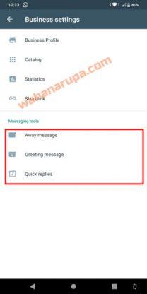 Auto Replay WhatsApp