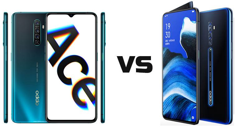 Review Oppo Reno Ace Vs Oppo Reno 2