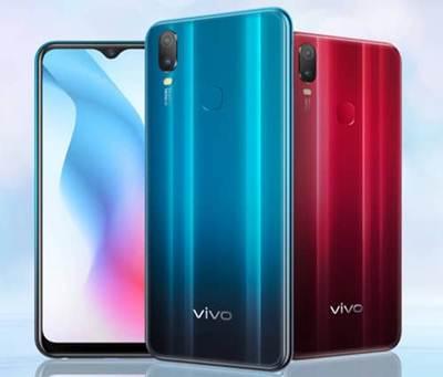 Vivo Y3 Standard