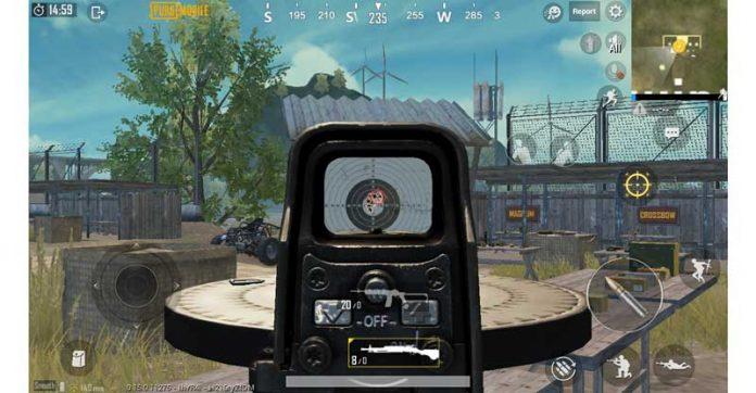 cara push rank pubg mobile