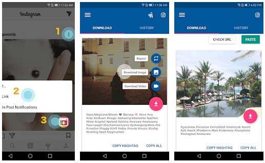 Aplikasi Download Video, foto, story Instagram Terbaik