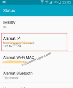 Cara Cek IP HP Semua Tipe Android dan iPhone