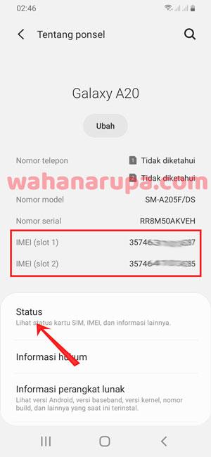cek IMEI iPhone dan Android