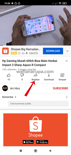 Cara Mengubah Video YouTube ke MP3 tanpa Aplikasi
