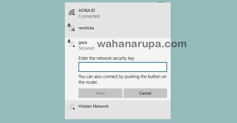 Cara mengatasi keyboard windows 10 error tidak bisa ketik di search dan sandi wifi
