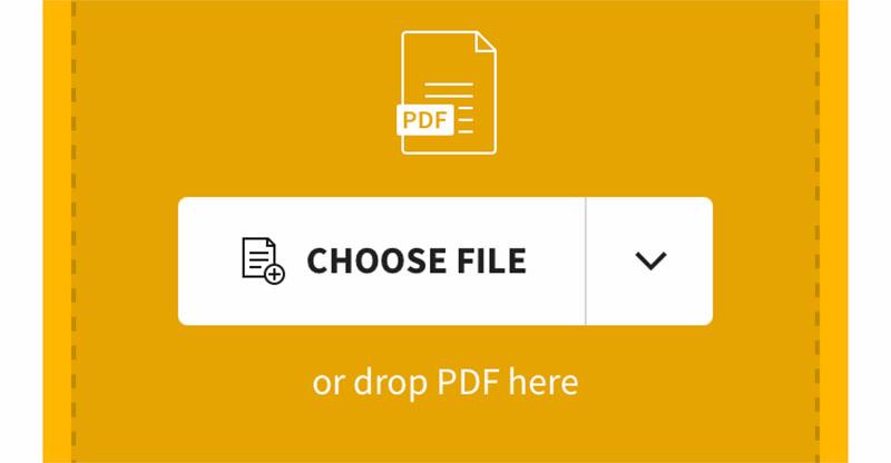Cara merubah PDF ke JPG tanpa aplikasi Update